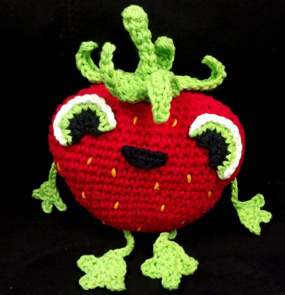 Amigurumi Crochet Pattern - Quick and Easy Barry the ...