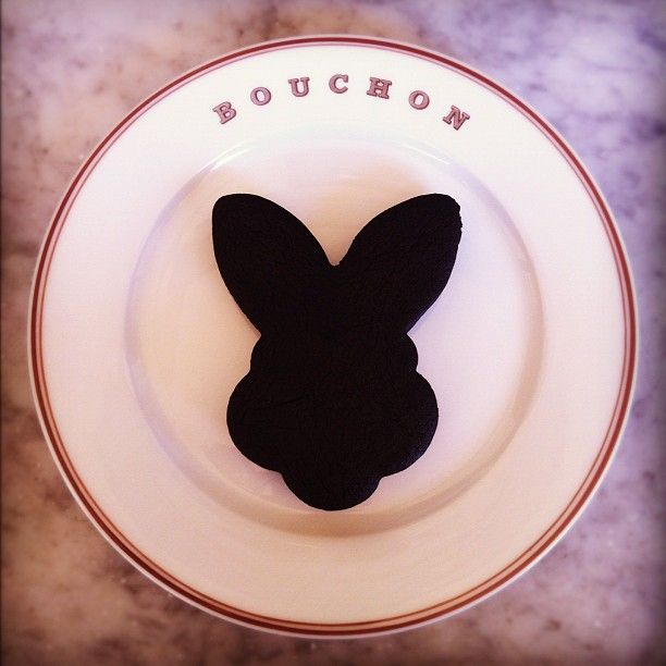 Nuthin' says Easter like a TKO (Thomas Keller Oreo) Bunny. Happy ...