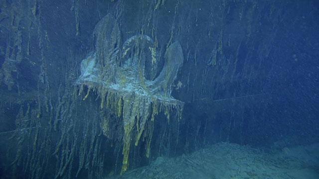 Titanic Anchor | Wreck & Anchor | Pinterest