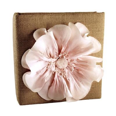 Poppy Linen Small Photo Album @LaylaGrayce