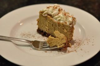 pumpkin cheesecake | sweeties. | Pinterest