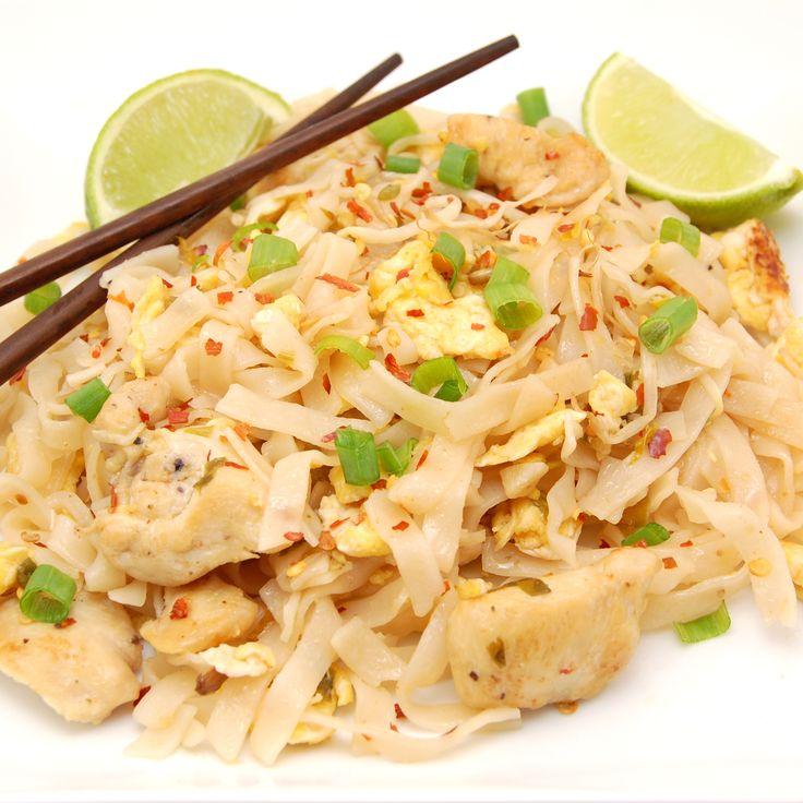 Sweet Pea's Kitchen » Pad Thai with Chicken