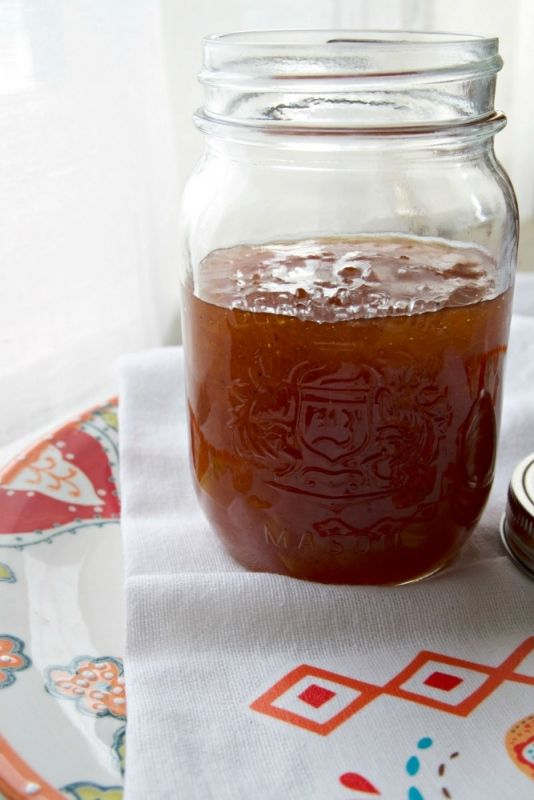 Small Batch Carrot Cake Jam | Recipe