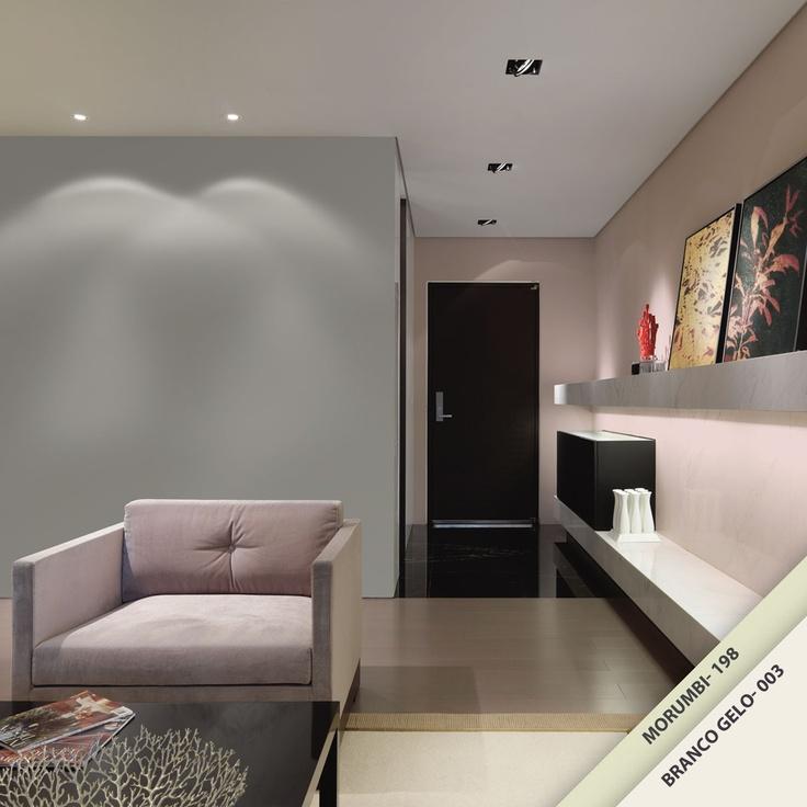 Sala De Tv Que Cor Pintar ~ Se você não gosta de pintar a sala da sua casa com tons claros para