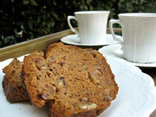 Gluten Free Dairy Free Banana Nut Bread - This gluten free dairy free ...