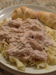 Slow Cooker Chicken Stroganoff | Chicken | Pinterest