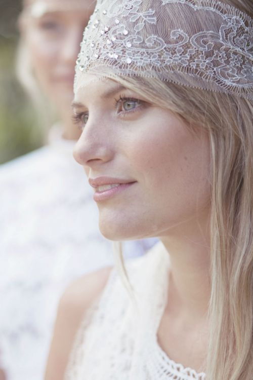 mariée bohème  Robes de mariée vintage/bohème  Pinterest
