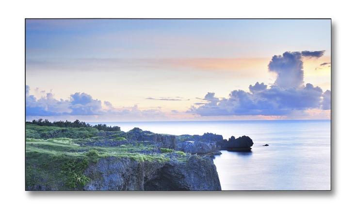 NEC X463UN borderless LED backlit LCD display.