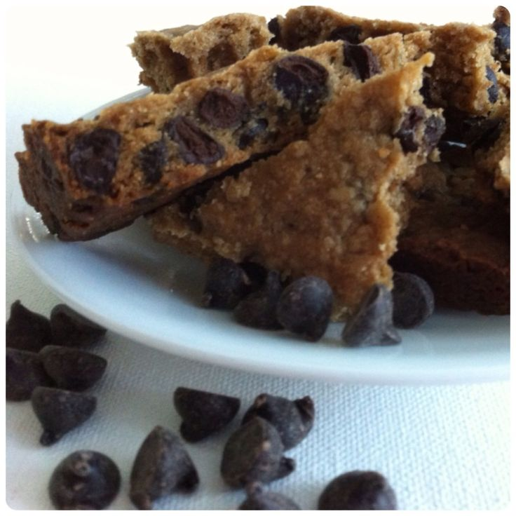 Chocolate chip cookie brittle | nest in the west-blog | Pinterest