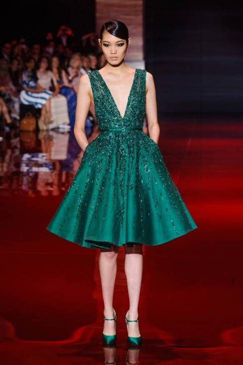 Elie Saab haute couture evening gowns Fall 2013. Obsessed <3