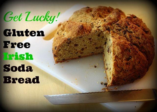 gluten free Irish soda bread | Gluten free | Pinterest