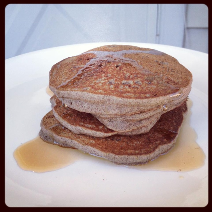 Vegan, Gluten-Free Buckwheat Pancakes | Foods- YUM! | Pinterest