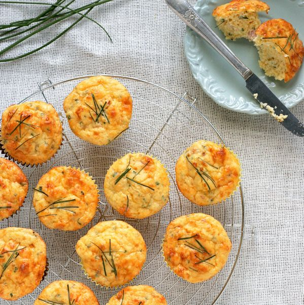 Ham and Cheese Muffins | Cookies, Biscuits, Biscottis, Scones, etc ...