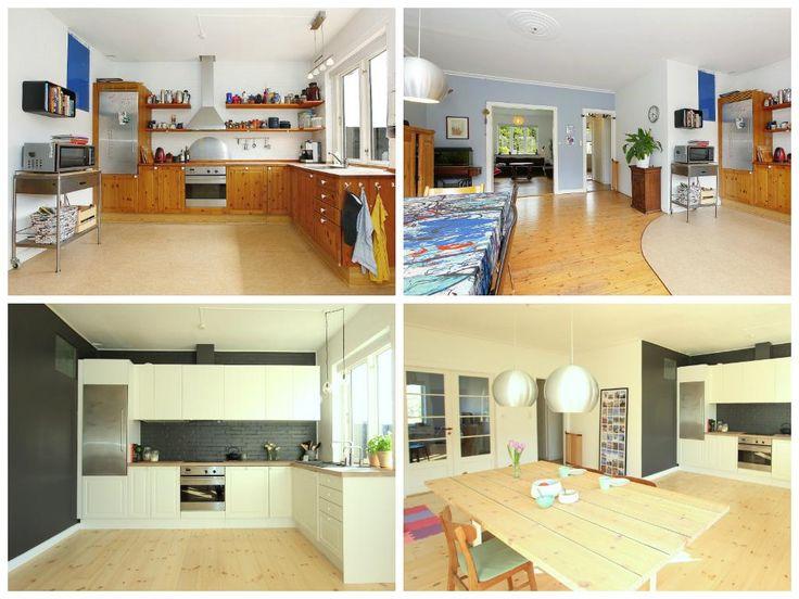 Renovering af køkken: 70er -> minimalistisk