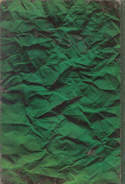 green folds.