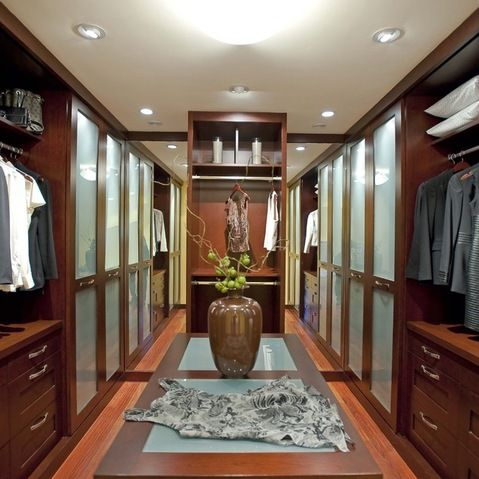 Master Bedroom Closet Organization For The Home Pinterest