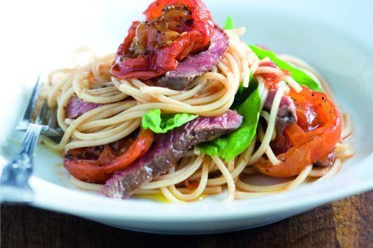 Five-minute spaghetti bolognese recipe | Pasta | Pinterest