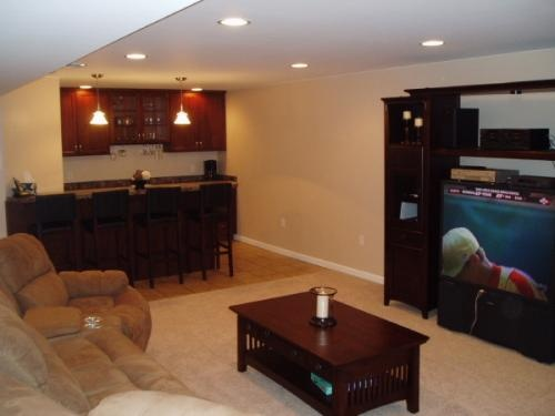 basement refinishing ideas to make this area more useful basement
