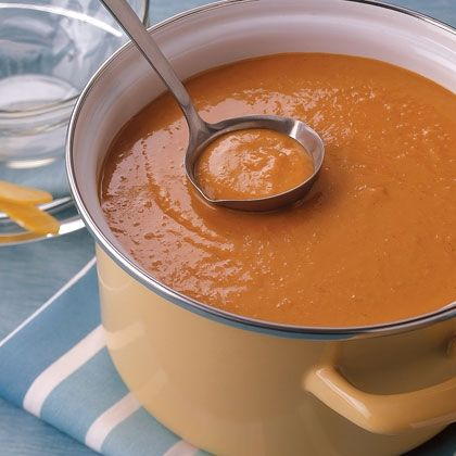 Curried Groundnut Soup - this will be dinner tomorrow. 12/13/12