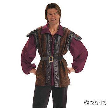 Men's Adult Medieval Mercenary Costume