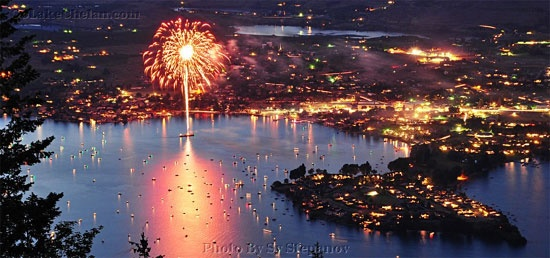 4th of july lake