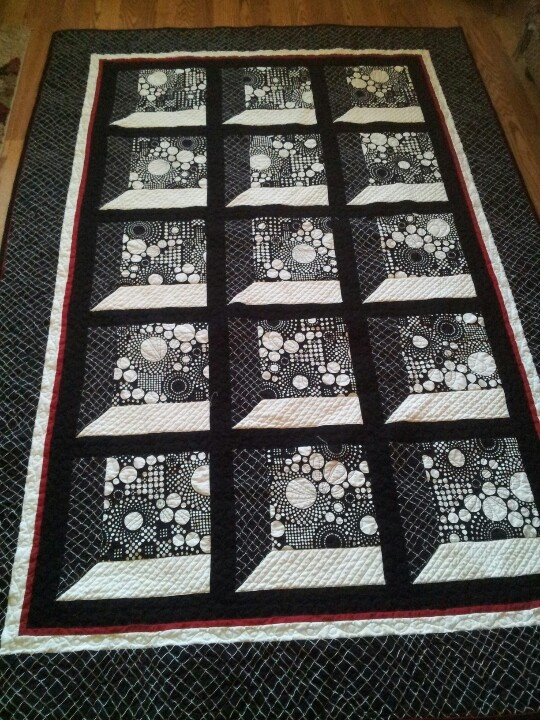 Pin by cindy tarr on attic window quilts pinterest for Window quilt