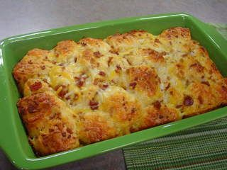 Bacon and Egg Pull aparts | *Recipes* YUM! | Pinterest