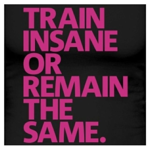 Workout quotes - ready for change.