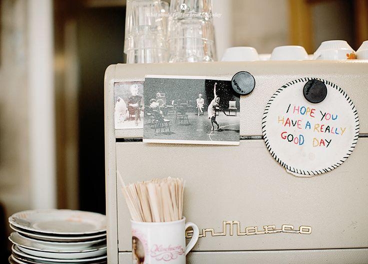 coffee machine love