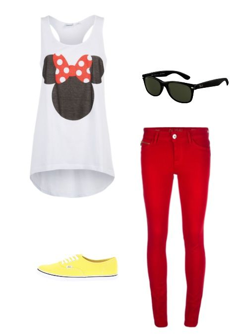 Minnie Mouse Outfit Tumblr Cute Minnie Mouse insp...