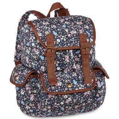 Olsenboye® Ditsy-Print Backpack - jcpenney