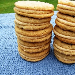 Homemade Girl Scout Do-Si-Dos | Cookies | Pinterest