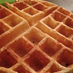 Great Easy Waffles | Recipe