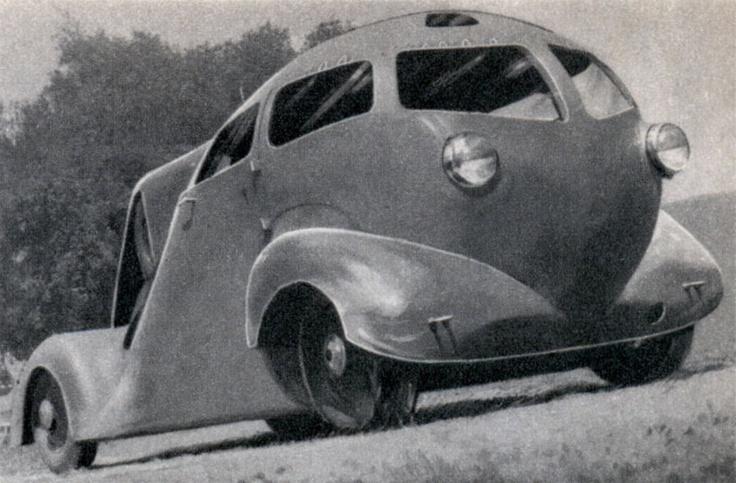 Trailmobile Front