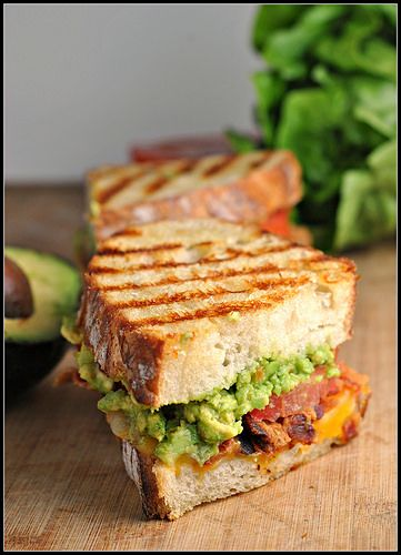 Ultimate BLT Grilled Cheese   The Great Grilled Cheese   Pinterest