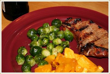 beer brined pork chops | Pork - the other white meat | Pinterest