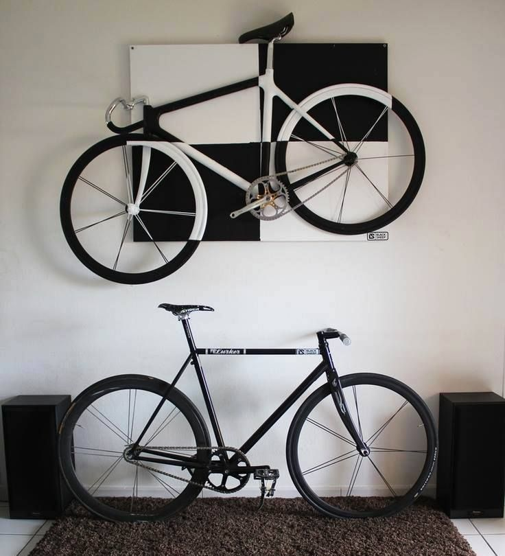 Bicycle Art | Cycling Randomness | Pinterest