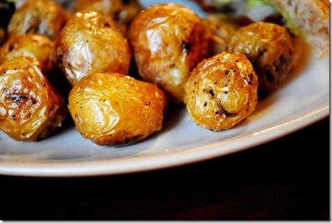 Roasted Teeny Tiny Potatoes. | Favorite Recipes | Pinterest