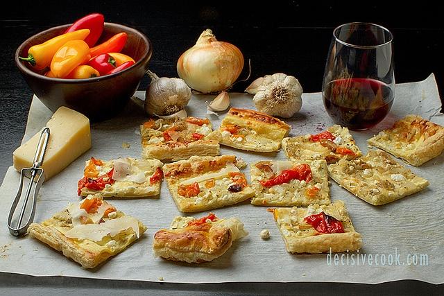 Savory tart   Blogger Recipes   Pinterest