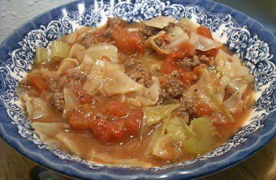 Low carb soups pinterest