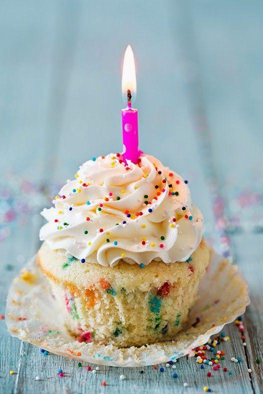 Funfetti Cupcakes | Cupcakes and tea | Pinterest