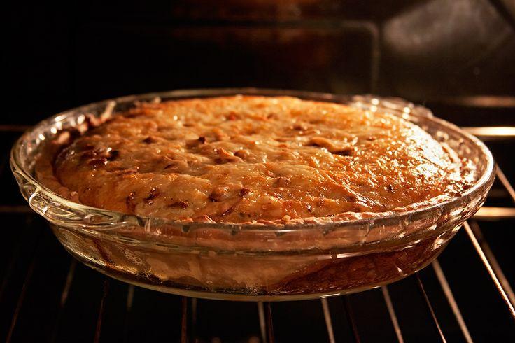 Pate Brisee (Basic Pie Crust) | Favorite Recipes | Pinterest