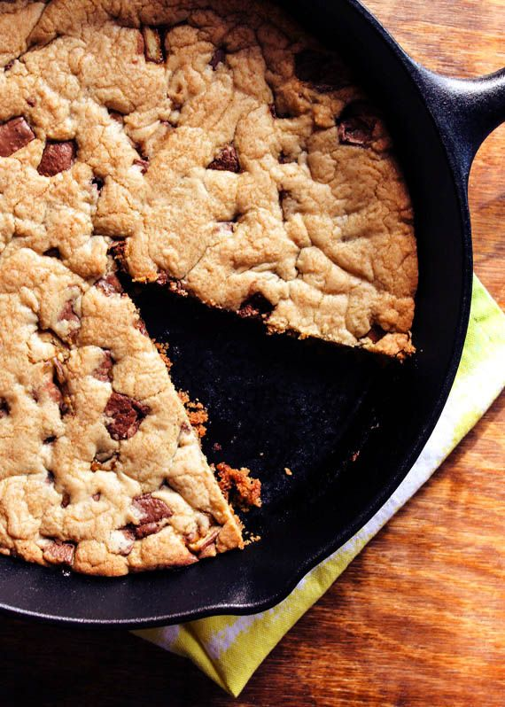 Skillet Toffee Recipes — Dishmaps