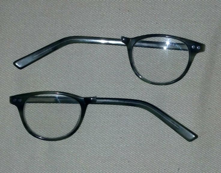 Glasses Frames Broken : Pin by Fix My Eyeglasses on Broken bridges that were ...
