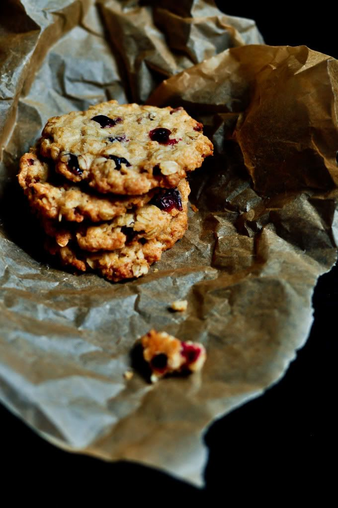 Oatmeal Cranberry Cookies (Eggless)   Recipes: To Cure My Sweet Tooth ...