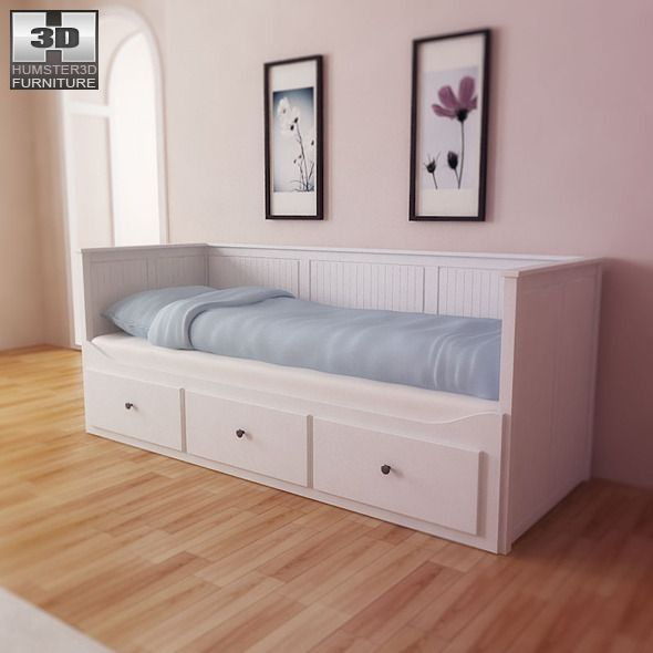 ikea hemnes daybed for office guest room home deco pinterest