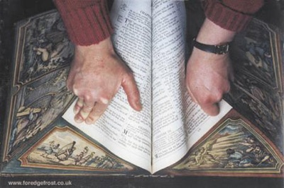 The Hidden Art Of Fore Edge Book Painting