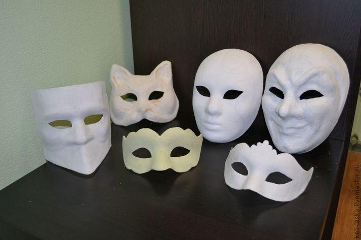 Сделаю маску из пластика