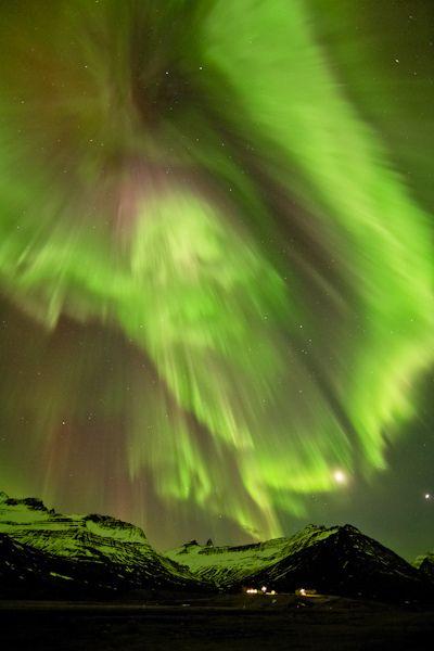 Faskrudsfjordur Iceland  city photos gallery : Night in Faskrudsfjordur, Iceland   Looking Through the Lens   Pinter ...