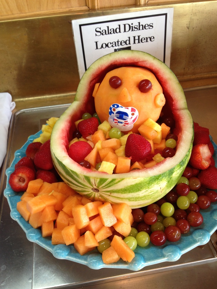 baby shower fruit ideas baby shower fruit bowl